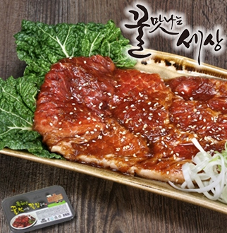 [슈퍼특가]꿀맛칼집구이 2900원무배!