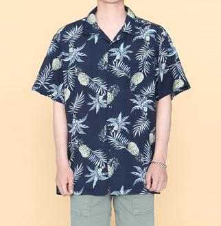 [홍브로] 보라카이 셔츠(2 color)