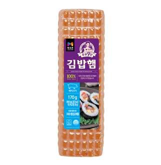 [슈퍼마트]목우촌 주부9단 김밥햄 170g