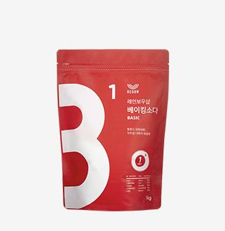 [슈퍼마트] 베이킹소다 베이직 1kg