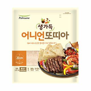 [슈퍼마트]풀무원 어니언또띠아200g