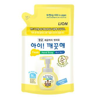 [슈퍼마트]아이깨끗해 순 450ml 리필