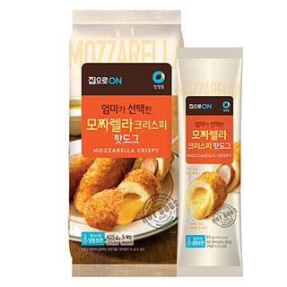 [슈퍼마트]청정원 모짜렐라 핫도그