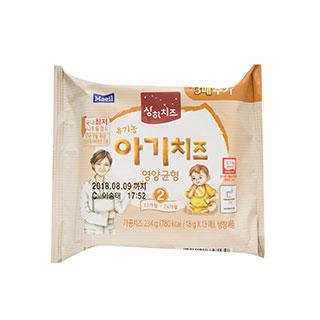 [슈퍼마트] 매일 상하치즈아기치즈180g