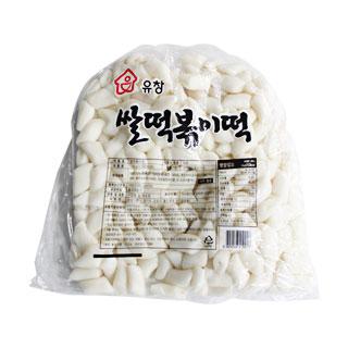 [대용량]유창 쌀떡볶이떡 구멍떡