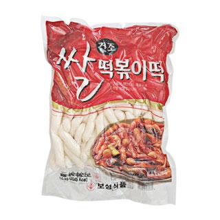[대용량]건조 쌀 떡볶이 떡 1.5kg