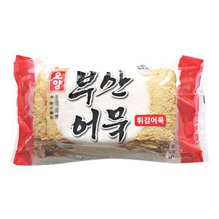[대용량]오양부산어묵 튀김어묵 750g