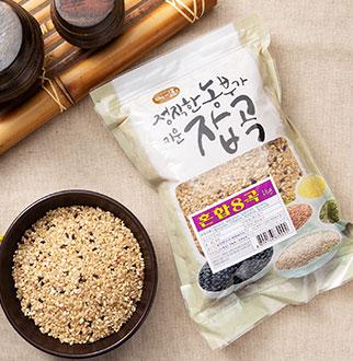 [슈퍼마트]혼합8곡 1kg (국산)