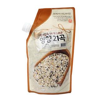 [슈퍼마트]영양21곡 800g(캡타입)