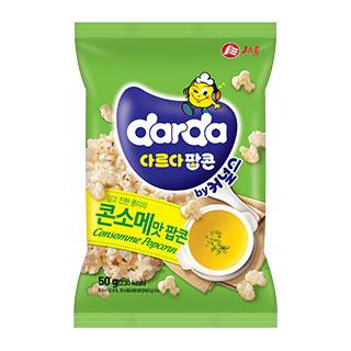 [슈퍼마트]커널스팝콘 콘소메맛 60g