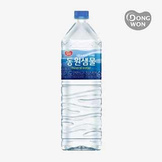 [슈퍼마트][역대가]동원샘물 2L x 12병