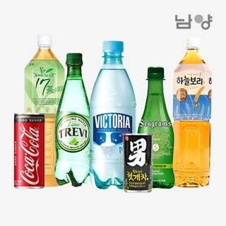 """[슈퍼마트][무료배송]★우주대특가★""""0""""칼로리 음료 골라담기!!!"""