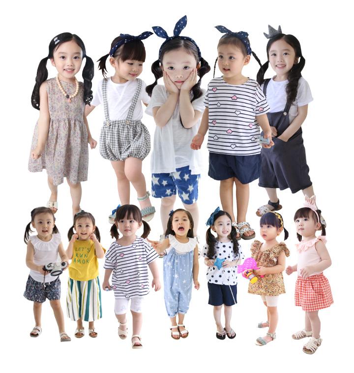 [쁘띠망] 여름 유아동복 1+1=5900원