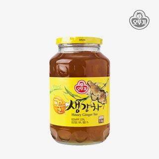 [반값][슈퍼마트]오뚜기 꿀생강차-7 1kg