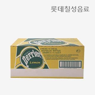 [슈퍼마트] 페리에 330MLX24병 레몬
