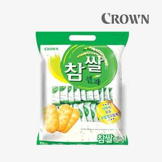 [슈퍼마트] 크라운 참쌀선과 253g