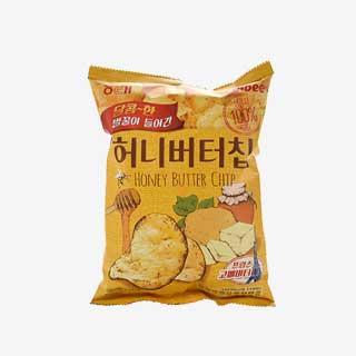 [슈퍼마트] 허니버터칩60g