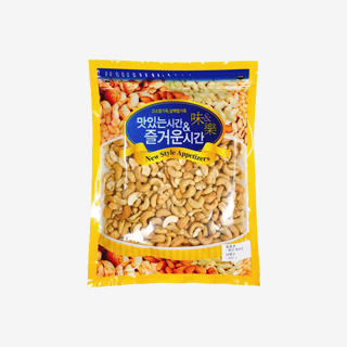 [슈퍼마트] 투데이넛 구운캐슈넛400g