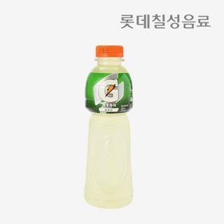 [슈퍼마트]게토레이 레몬 600mlx1개
