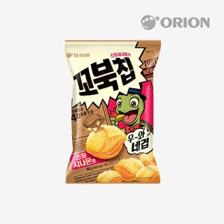 [슈퍼마트]오리온 꼬북칩 스윗시나몬