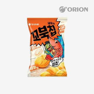 [슈퍼마트]오리온 꼬북칩 새우맛 80g