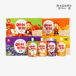 [슈퍼마트]정관장 아이키커 4가지맛