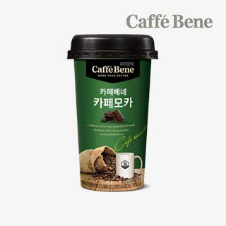 [슈퍼마트] 카페베네 카페모카 10입