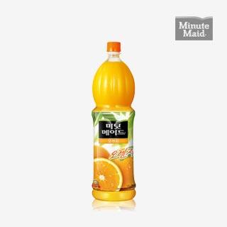 미닛메이드 오렌지 50% 1.5L