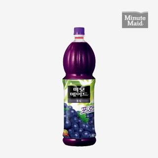 미닛메이드 포도 40% 1.5L