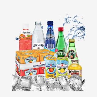 [슈퍼마트]인기 수입 탄산수&음료 모음