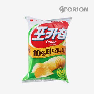 오리온 포카칩 양파맛 생 66g×5입