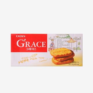 [슈퍼마트]크라운 그레이스 85g×5입