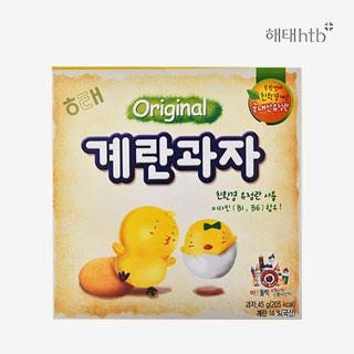 [슈퍼마트]해태 계란과자 45g×5입