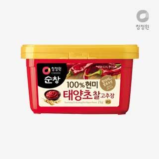 [슈퍼마트]순창 태양초현미찰고추장2kg