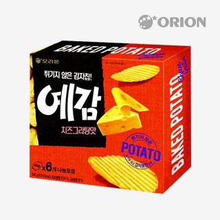 [슈퍼마트]오리온 예감 치즈그라탕240g