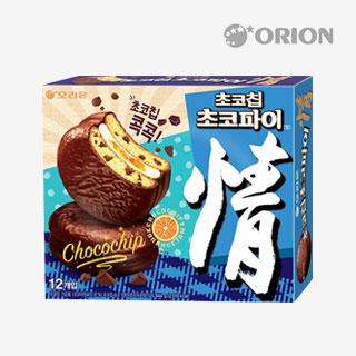 [슈퍼마트]오리온 초코칩 초코파이444g