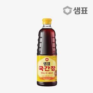 [슈퍼마트]샘표 국간장 930ml
