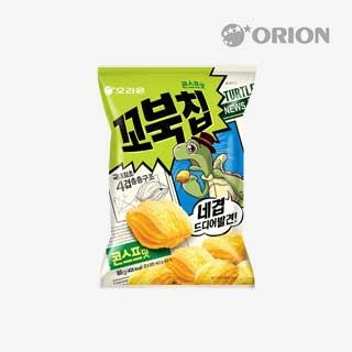 [슈퍼마트] 오리온 꼬북칩 콘스프 80g