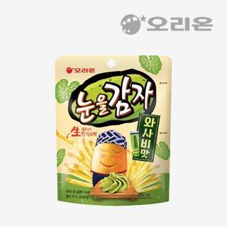 [슈퍼마트]오리온눈을감자와사비맛_56g