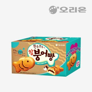 [슈퍼마트]오리온참붕어빵6P4번들_696g