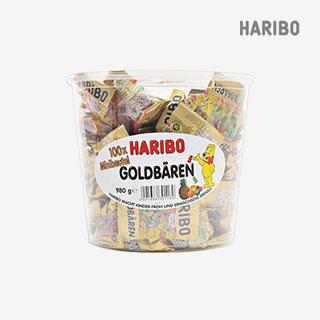 [슈퍼마트] 하리보 골드베렌 980g