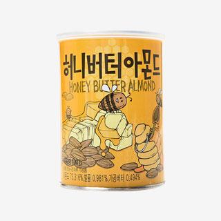 [슈퍼마트]길림양행허니바터아몬드130g