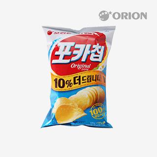 [슈퍼마트]포카칩 오리지날 생 137g