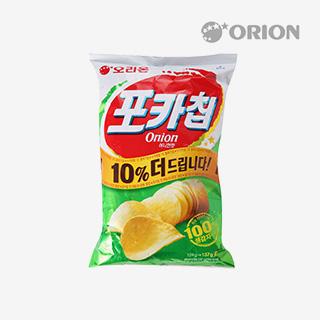 [슈퍼마트]포카칩 양파맛 생 137g
