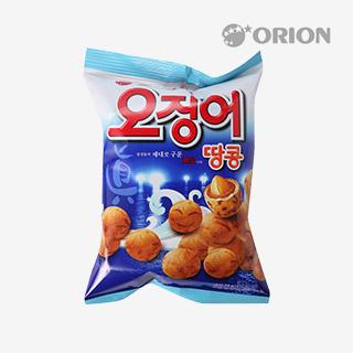 [슈퍼마트]오리온 오징어땅콩 스낵 98g