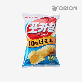 [슈퍼마트]포카칩 오리지날 생 66g