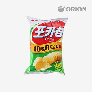 [슈퍼마트]포카칩 양파맛 생 66g