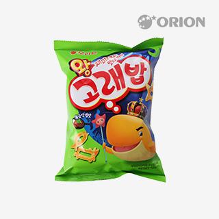 [슈퍼마트]왕고래밥 볶음양념맛 56g