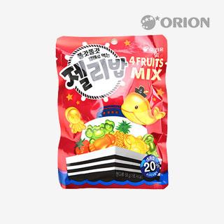 [슈퍼마트]오리온 젤리밥 58g