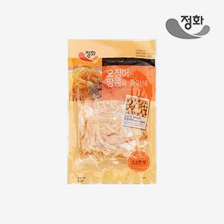 [슈퍼마트]정화 오징어는 땅콩을 좋아해 40g